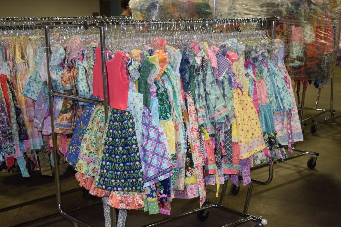fort wayne based matilda jane clothing coliseum sale shows the