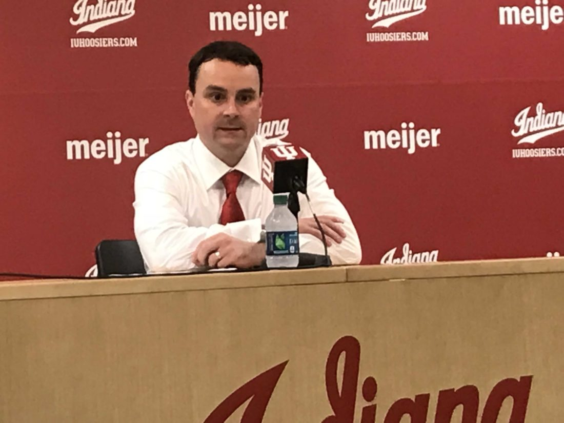 Archie Miller dropped his first game as coach of the Indiana Hoosiers in lopsided fashion.