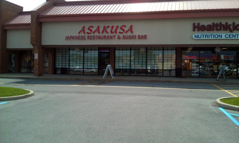 The second location of Asakusa Japanese Restaurant & Sushi Bar, which opened in 2013at 6401 W. Jefferson Blvd., has closed. (News-Sentinel.com file photo)