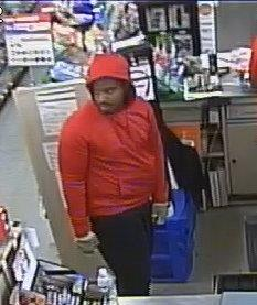 The Fort Wayne Police Department is seeking the public's help to identify the man this photo in connection with Oct. 15 robbery of the Family Dollar Store at 6442 Bluffton Road. Anyone with information about the identity of the suspect is asked to call Crime Stoppers at 436-7867 or police at 427-1222.