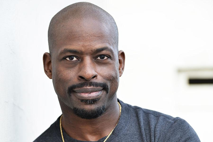 """Sterling K. Brown, oen of the stars of NBC's """"This is Us."""""""
