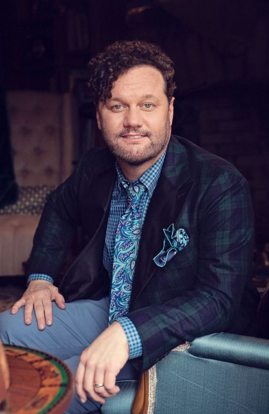 Award-winning Christian music artist David Phelps will perform his Classic Christmas concert at 7:30 p.m. Dec. 8 in Merillat Center for the Arts at Huntington University in Huntington. (Courtesy photo)