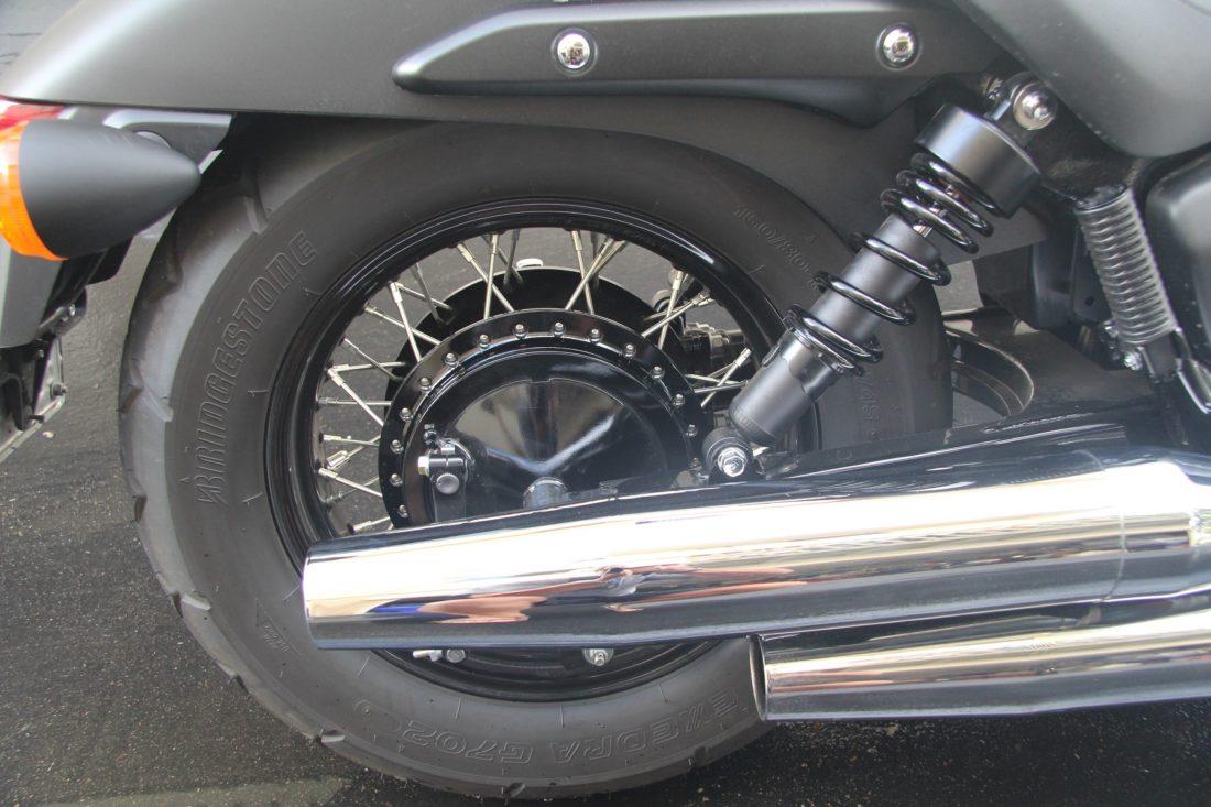 MOTOR MATTERS AUTO REVIEW: Honda\'s `Harley-like\' Cruiser: Shadow ...