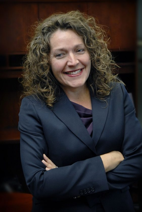Paula Hughes-Schuh, the president and CEO of YWCA Northeast Indiana, and the organization want to get more men involved in the effort to stop violence against women. (Courtesy photo)