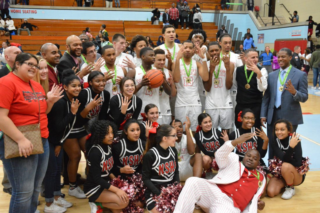 Last year, North Side became the first team in SAC Holiday Tournament history to win the event four straight times. Can it win No. 5? (News-Sentinel file photo)