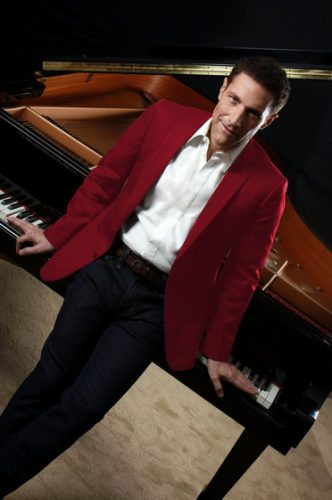 Jim Brickman performs his A Joyful Christmas concert at 7:30 p.m. today in Rhinehart Music Center at IPFW. (Courtesy photo)