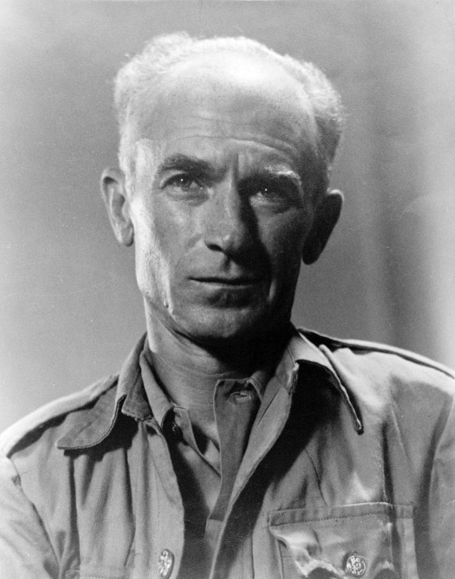 There is a move in Congress to designate Aug. 3, 2018, as National Ernie Pyle Day to honor the famed World War II Hoosier war correspondent.