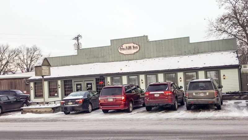 The Grabill Inn will close Dec. 30 because owner Candy DeCamp is retiring. (Photo by Brad Saleik of News-Sentinel.com)
