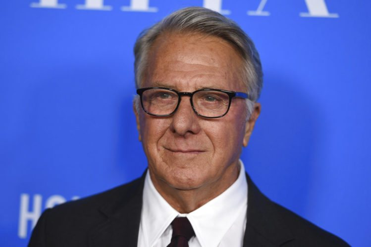 FILE - In this Aug. 2, 2017 file photo, Dustin Hoffman arrives at the Hollywood Foreign Press Association Grants Banquet at the Beverly Wilshire Hotel in Beverly Hills, Calif. More women are accusing Hoffman of sexual misconduct, including allegations from a playwright who on Thursday, Dec. 14, 2017, accused the actor of exposing himself to her in a New York hotel room in 1980 when she was 16-years-old. (Photo by Jordan Strauss/Invision/AP, File)