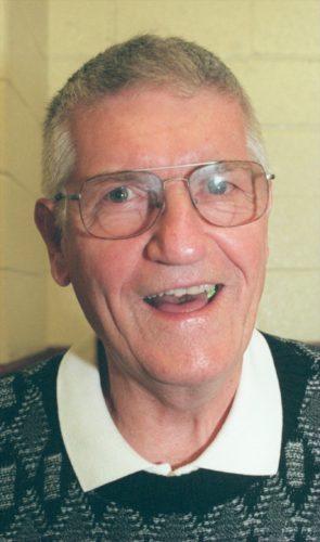 George Drysdale, a former Komet Hockey Player.
