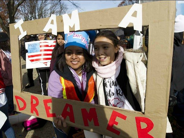 "President Trump has plenty of bargaining chips and should use them in any negotiation over what to do with so-called ""Dreamers."" (AP photo)"