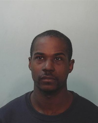 Gregory Lamont Garland is charged in two thefts and is suspected in the Belmont Beverage armed robbery. (Photo by Allen County Sheriff's Department)