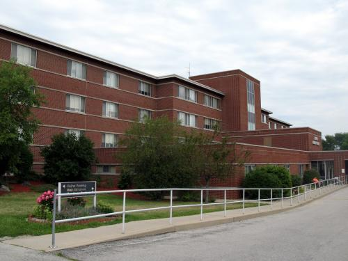 The Byron Health Center, 12101 Lima Road, plans to relocate to Lake Avenue and Beacon Street, clearing the way for the county to sell the property. (File photo by Kevin Leininger of The News-Sentinel)