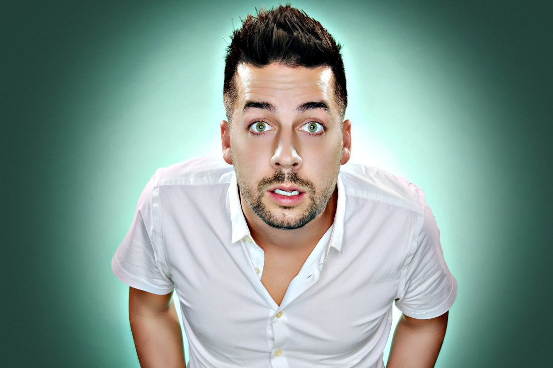 Comedian John Crist will perform with the Winter Jam Spectacular contemporary Christian music concert tour when it stops Feb. 8 at Memorial Coliseum in Fort Wayne. (Courtesy photo)