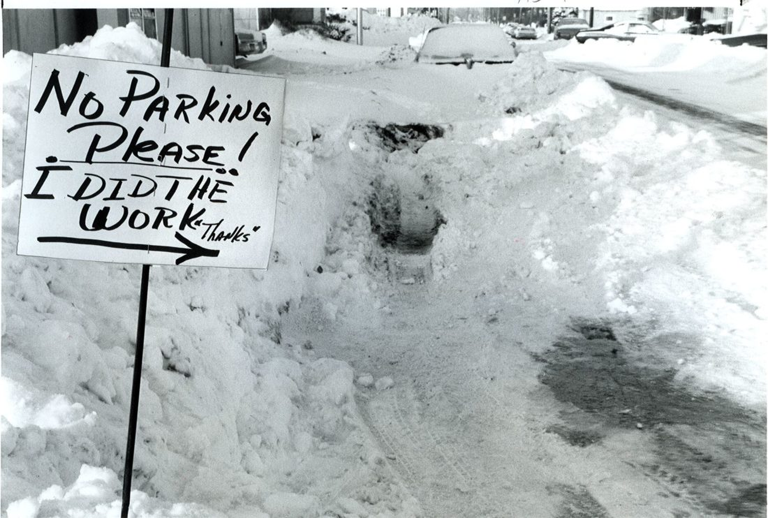 Photos 40 Years Ago Today Fort Wayne S Blizzard Of 1978 News