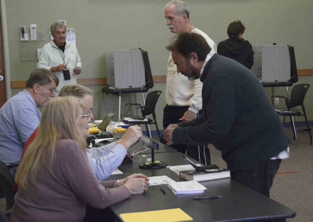 Early satellite voting will return in Allen County this year. (News-Sentinel file photo)