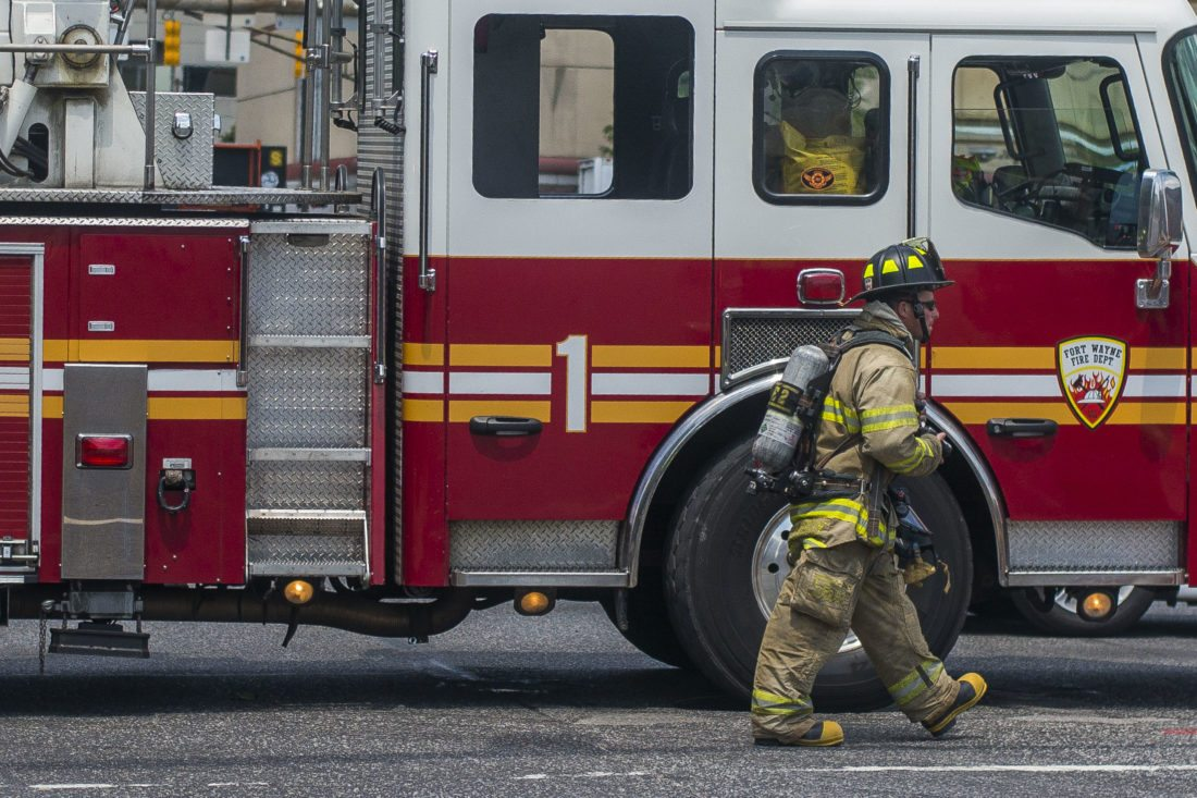 The Fort Wayne Fire Department plans to increase the number of firefighters with advanced life-saving training so crews can provide life-saving help as soon as they arrive at emergencies. (News-Sentinel.com file photo)