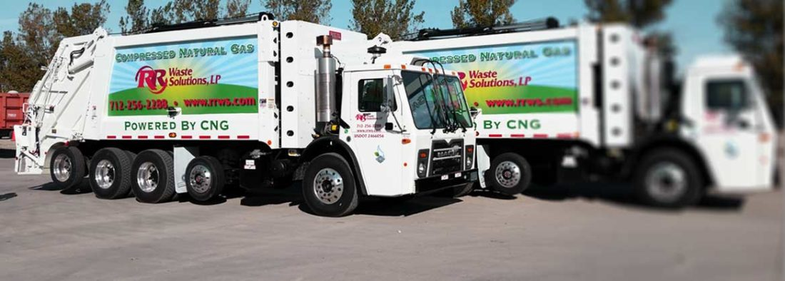 Red River Waste officials will brief City Council Tuesday about planned improvements to the city's waste service. (Courtesy image)
