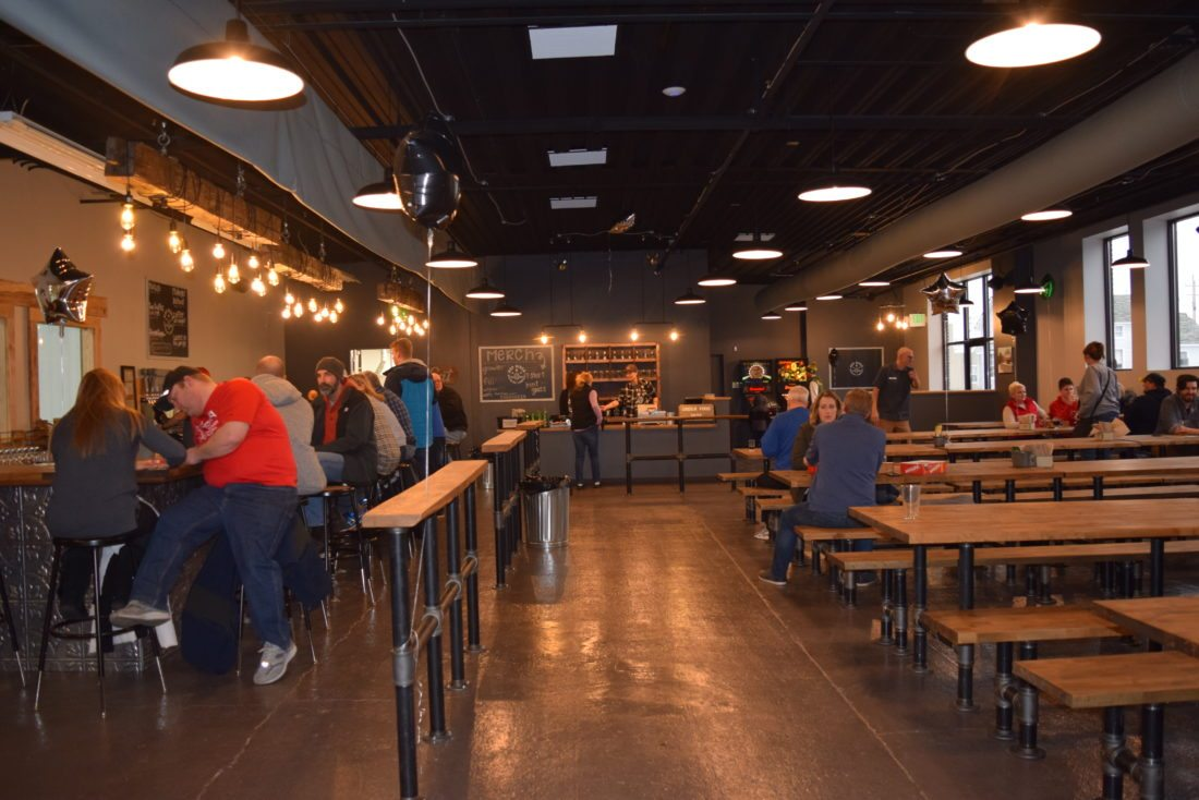 RESTAURANT NOTES VIDEO: Tour newly opened Hop River Brewing; Three ...