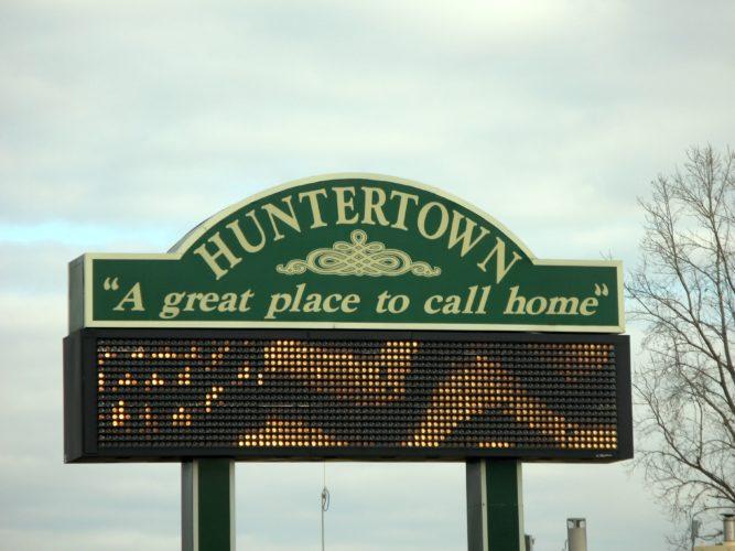 Huntertown