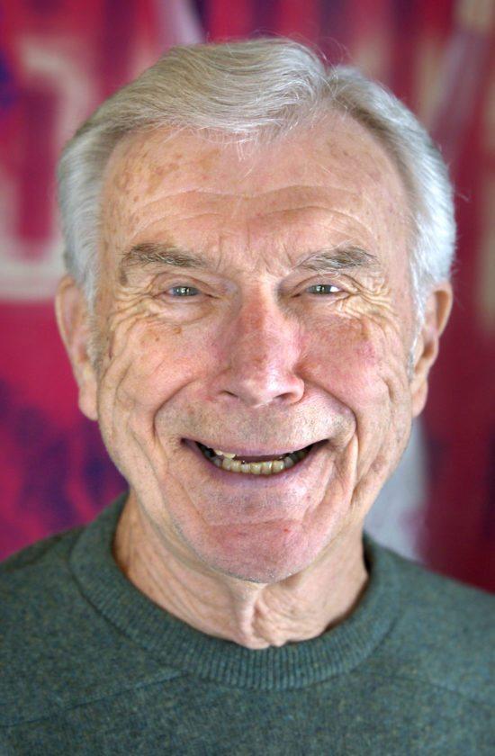 Bob Chase, Komet announcer