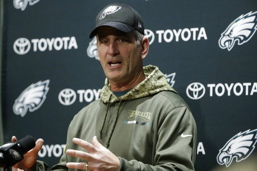 Eagles OC Frank Reich Emerges as Favorite for Colts HC Job