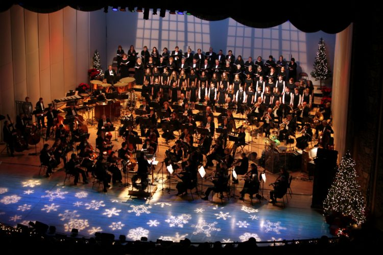 The Fort Wayne Philharmonic will celebrate its 75th anniversary season beginning in October with a variety of musical offerings and guest artists. Subscription ticket packages are on sale now. (News-Sentinel.com file photo)