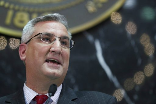 Holcomb: Special Session Should Focus on 'A Few Items'