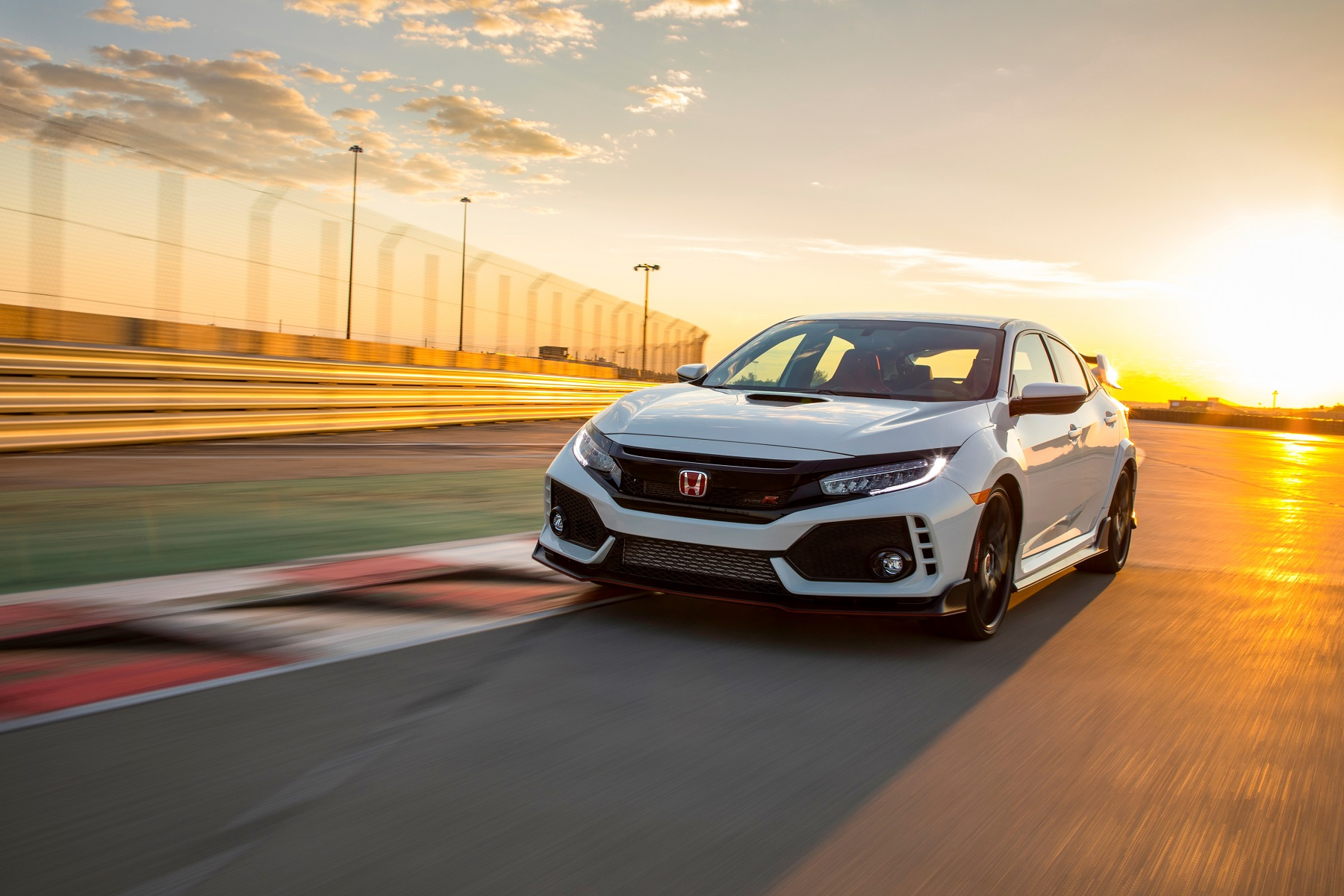 NEW ON WHEELS The Honda Civic Type R is a bargain price performance