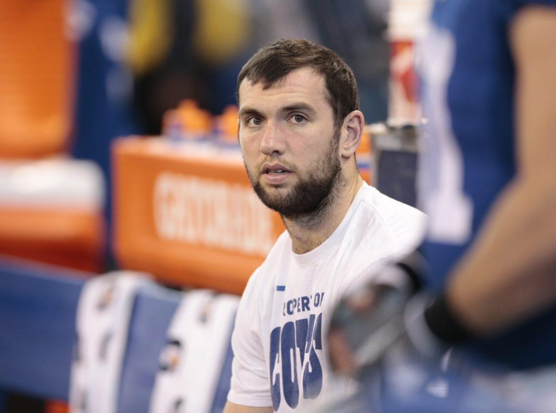 Andrew Luck Says He Won't Skip Steps In Rehab