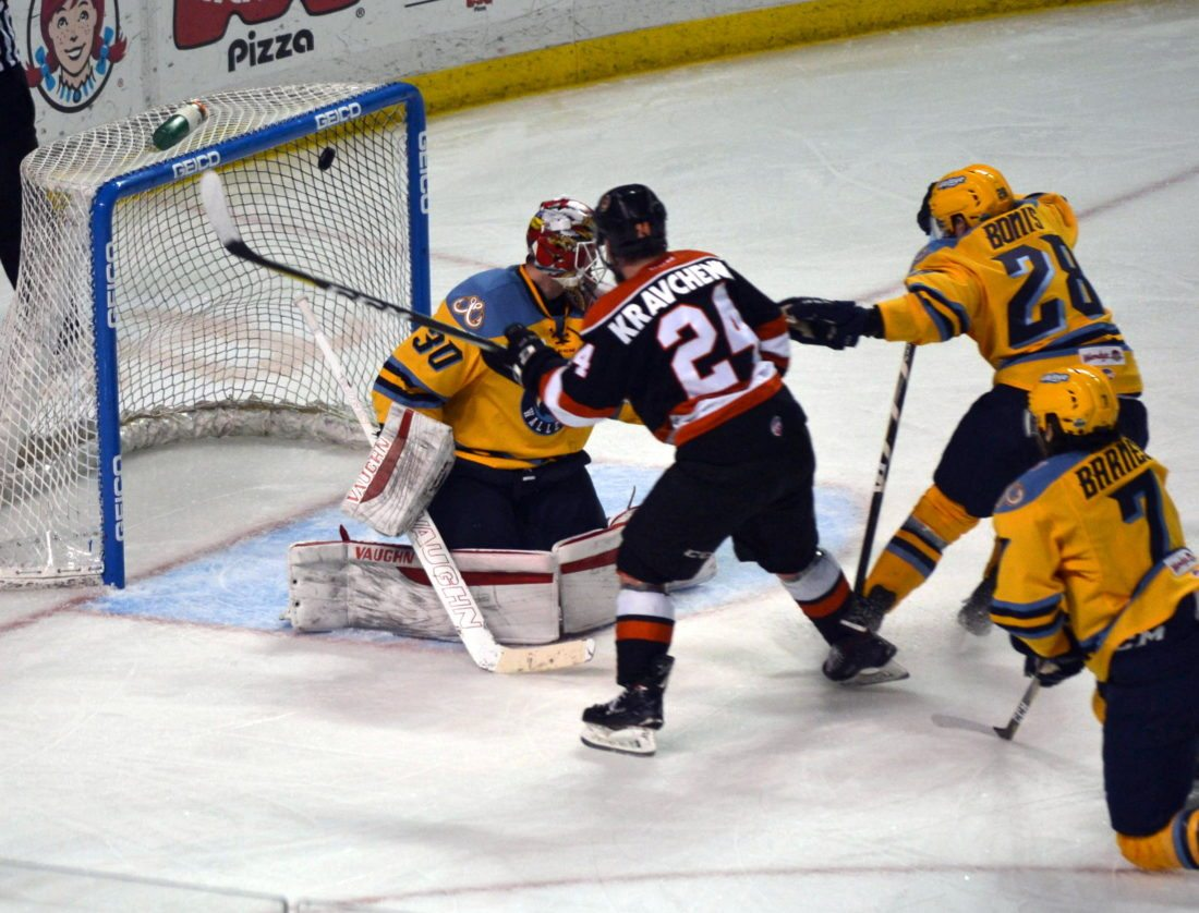 ECHL: BLAKE SEBRING - Finally, Komets End Toledo Playoff Drought