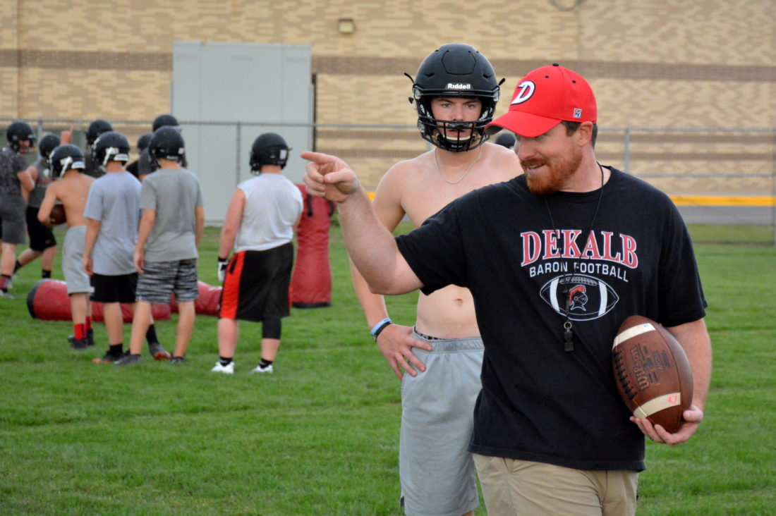 Reggie Hayes It S Easy To Root For Pete Kempf And Dekalb High