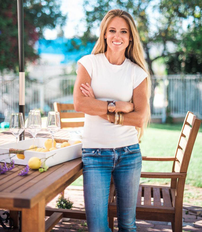 DIY expert Nicole Curt...