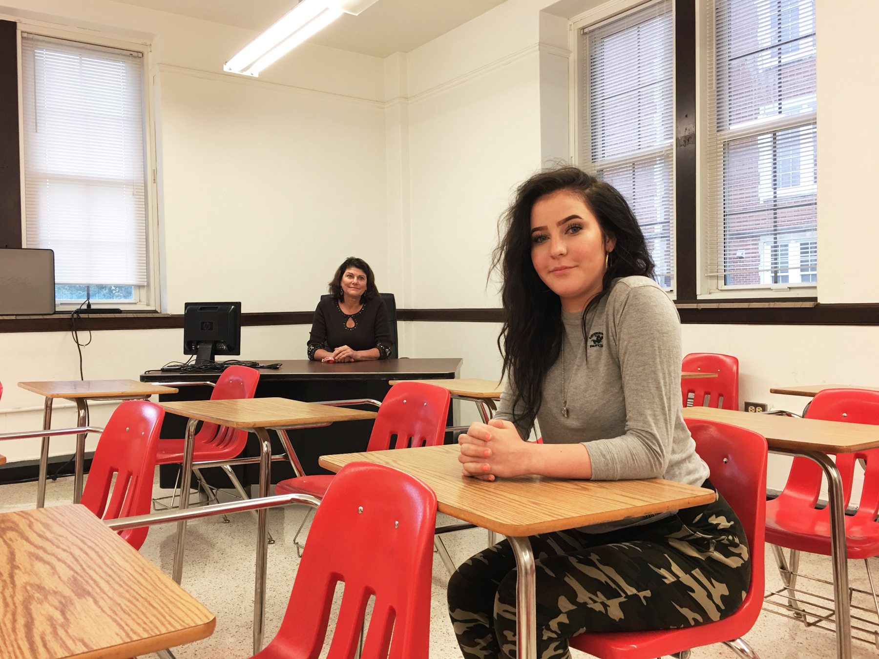 Parkersburg High School Student Says Options Pathway Is Best Hope For A Bright Future