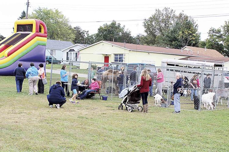 Photo Provided South Parkersburg Baptist Church's 20th annual community wide Fall Festival is scheduled 3-6 p.m. Sunday at the church. Many activities are planned at the festival, which has free admission.