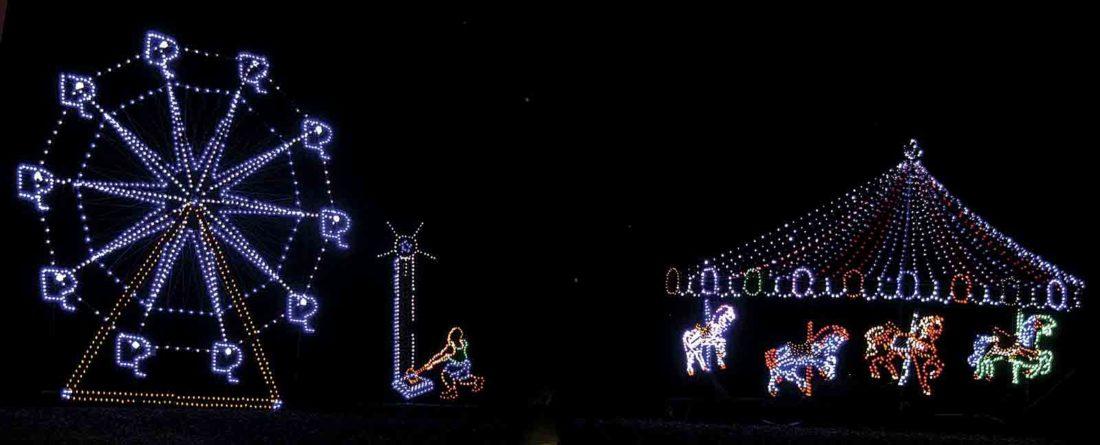 festival of lights to begin in wheelings oglebay park news sports jobs news and sentinel - Oglebay Park Christmas Lights
