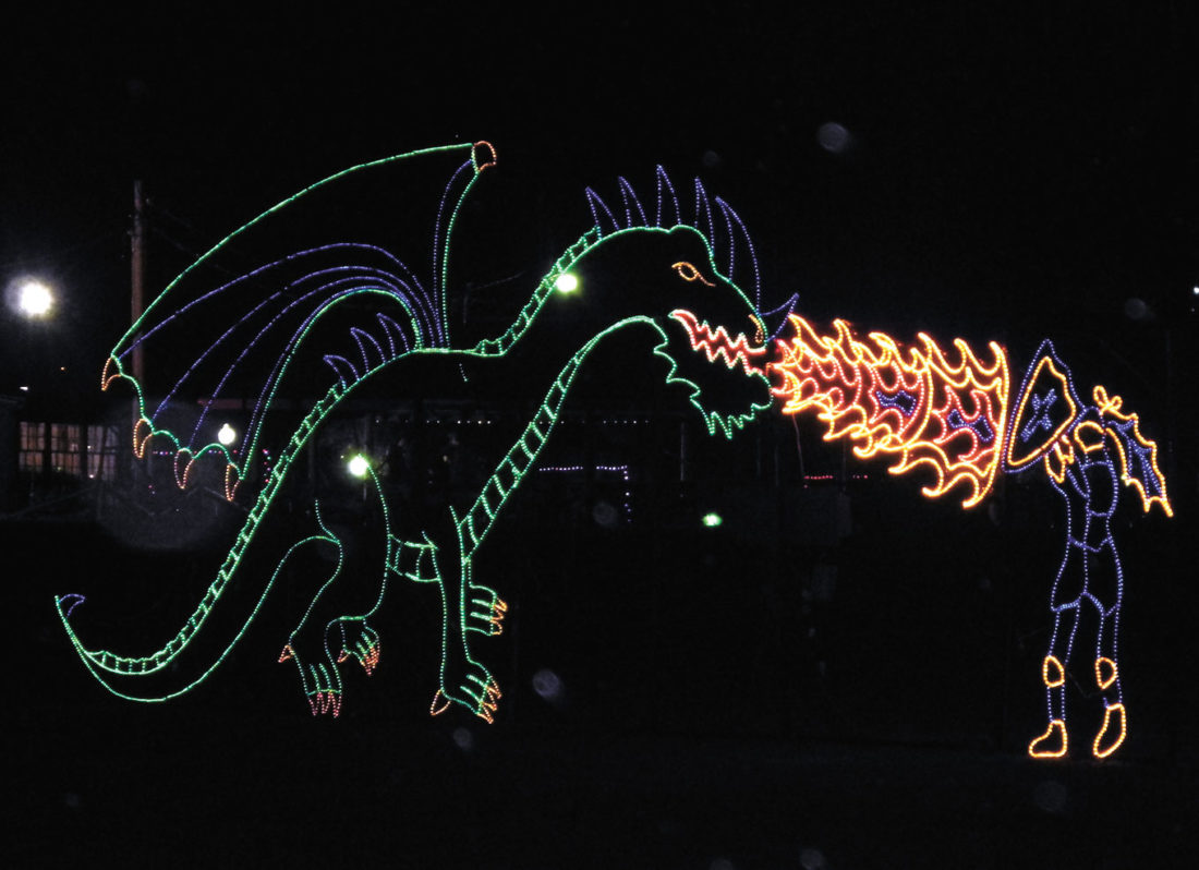 Holiday in the Park to light up in Parkersburg   News, Sports, Jobs ...