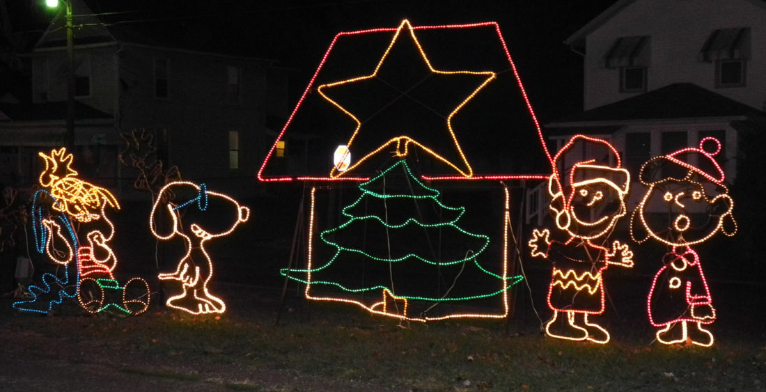 City Park lights up for the Christmas season | News, Sports, Jobs ...