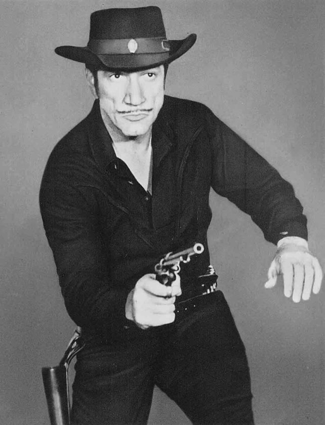 Another classic tv western have gun will travel news sports photo provided richard boone as paladin a gunslinger with a business card colourmoves
