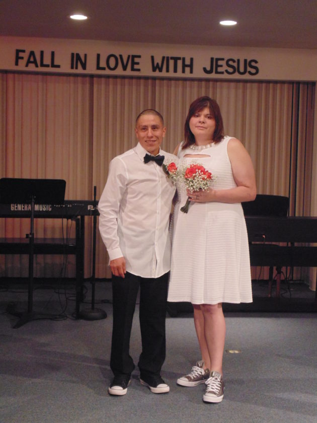 Mr. and Mrs. Jesus Noveron-Hernanez