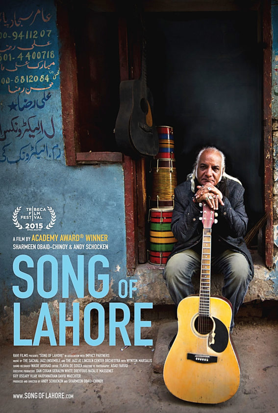 """Photo Provided The documentary """"Song of Lahore,"""" which tells the story of Sachal Studios from Pakistan preparing for a show at the Lincoln Center in New York City, will be presented 7:30 p.m. Jan. 20 at Washington State Community College."""