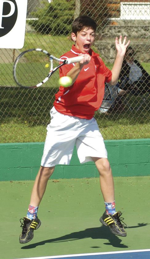 Parkersburg Tennis Downs Cabell Midland News Sports Jobs News