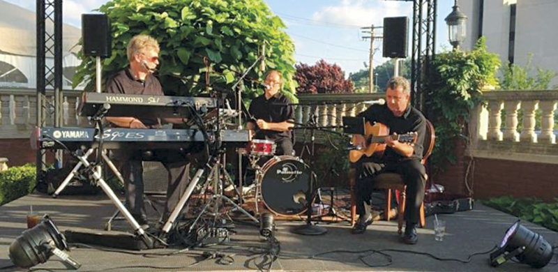 Photo Provided The Johnny Staats Project will be the first act in the 2017 Summer Music in the Park concert series at 7 p.m. June 1.