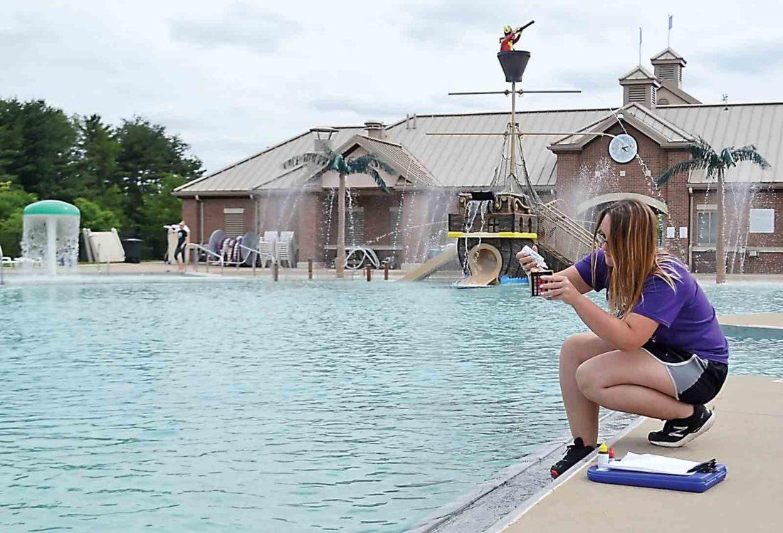 Belpre pool