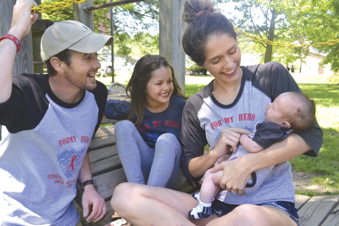 New Matamoras Family Discusses Heart Defect Infant Faces