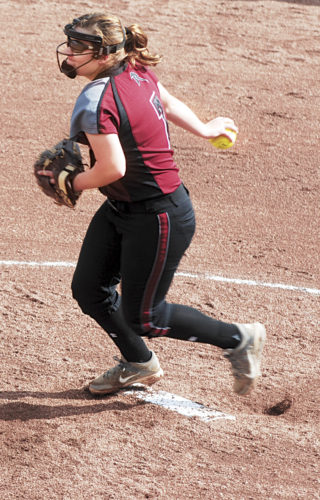 File Photo  Roane County's Olivia Mace earned her second consecutive Class AA all-state first-team nod.