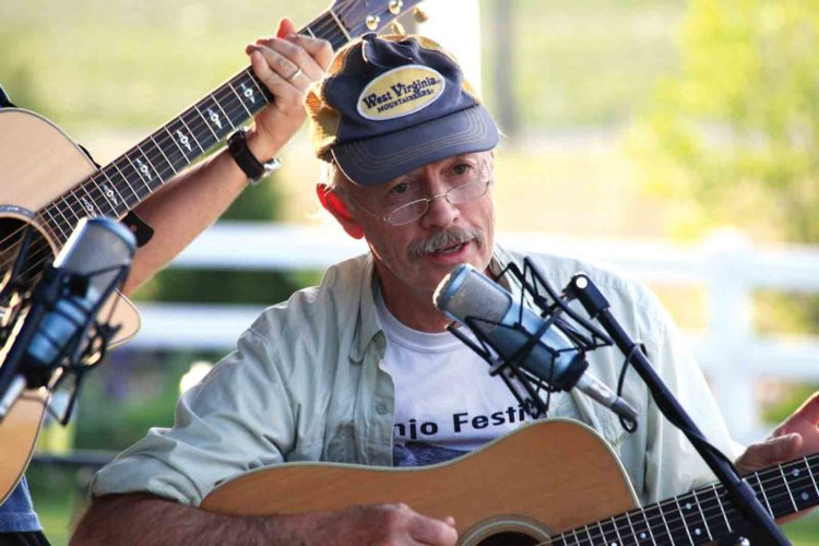 Gary Eller will present a program of Wetzel County historically based songs, poems and stories on the lawn of the Francis Creative Arts Center at 7 p.m. June 29  in New Martinsville. (Photo Provided)