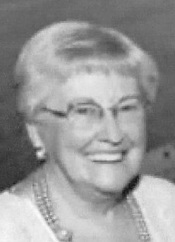 Martha Helen Garrett