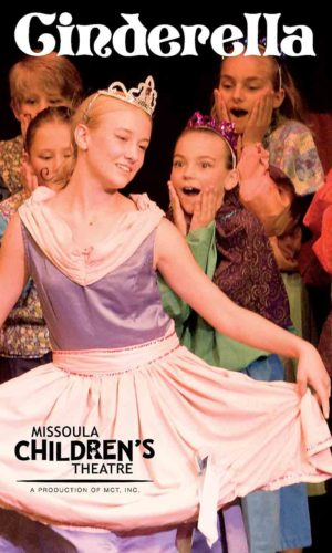 "Photo Provided Peoples Bank Theatre in downtown Marietta will welcome back Missoula Children's Theatre for the production of ""Cinderella."""