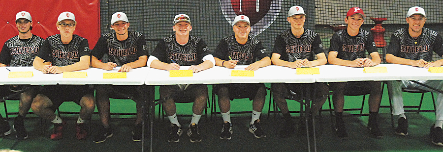 Local Players Announce College Plans News Sports Jobs